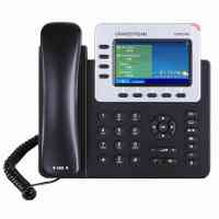 "GXP2140 Business phone  with 4.3"" colour display, 4 lines"
