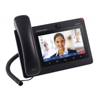 "GXV3275 Video phone with large 7"" touch screen and 6 SIP/VoIP lines"