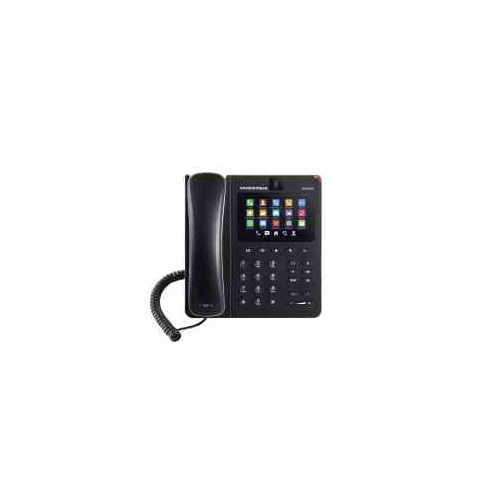 "GXV3240 Video phone with 4.3"" touch screen and 6 SIP/VoIP lines"