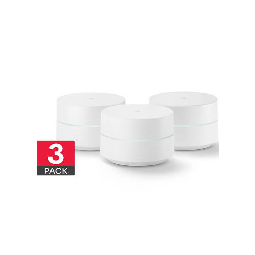Google MESH home router kit - 3-pack